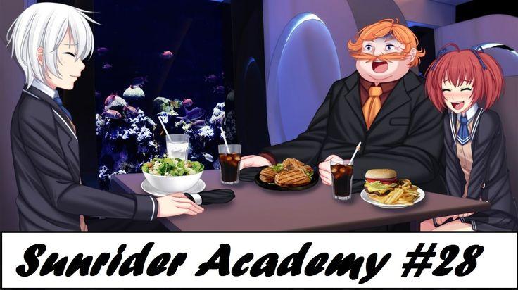 Sunrider Academy - I'm dating Asaga [Part 28]