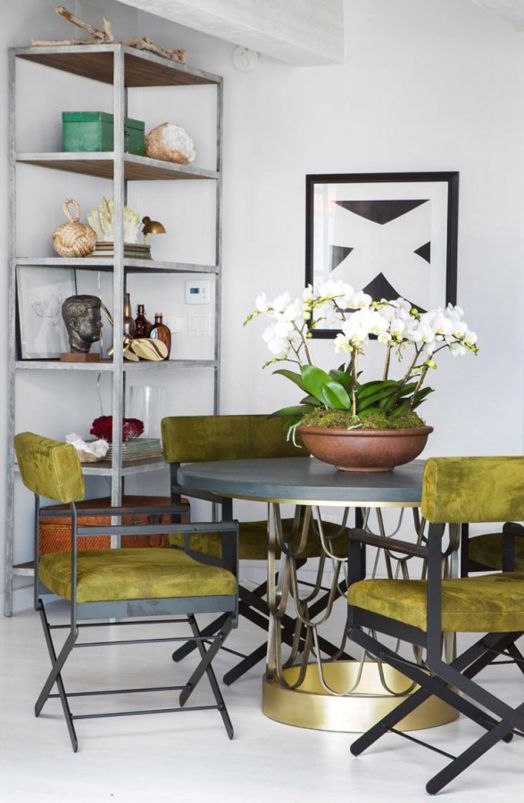 Cool Table Amp Chairs And Love The X Artwork Dining