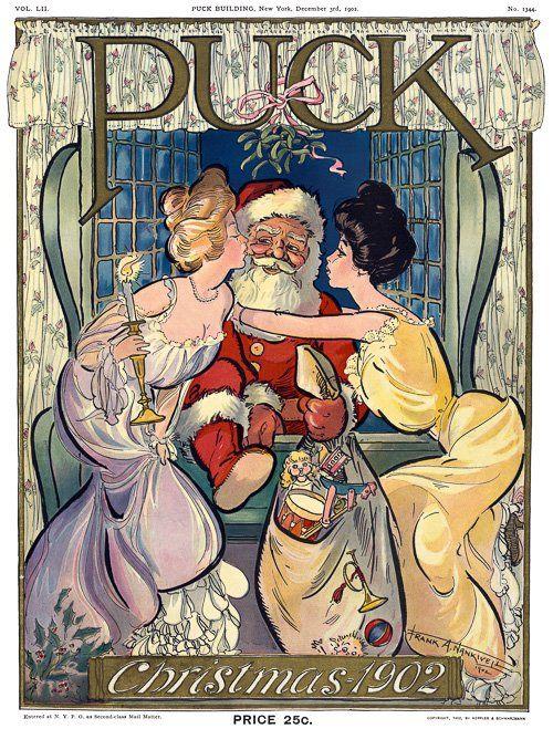 Kisses for Santa