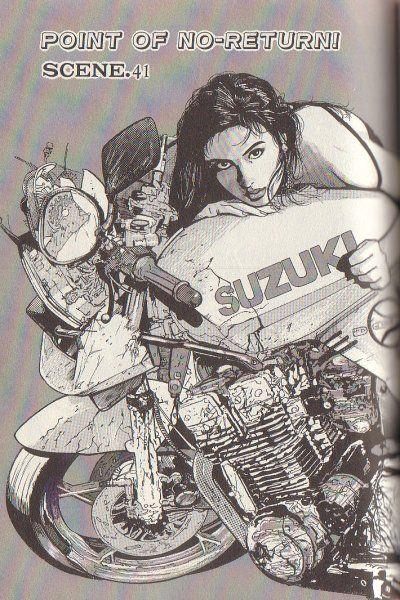 イメージ1 - 第5弾 キリン 東本昌平の画像 - MotoGP-Inf - Yahoo!ブログ