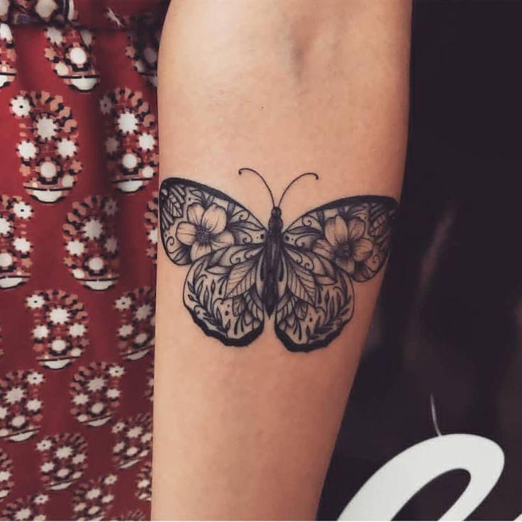 Butterfly tattoo ink tattoos butterflies schmetterling