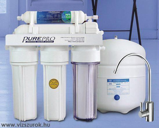 RO víztisztító készülékek képviselik a jelenleg legtökéletesebb ivóvíztisztítási eljárást a háztartásokban. Nézz szét nálunk: http://www.vizszurok.hu/ro-viztisztitok-k72483