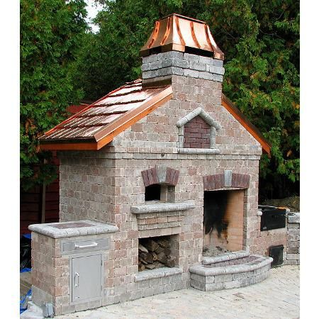 1000 ideas about pizza oven kits on pinterest outdoor for Brick kit homes
