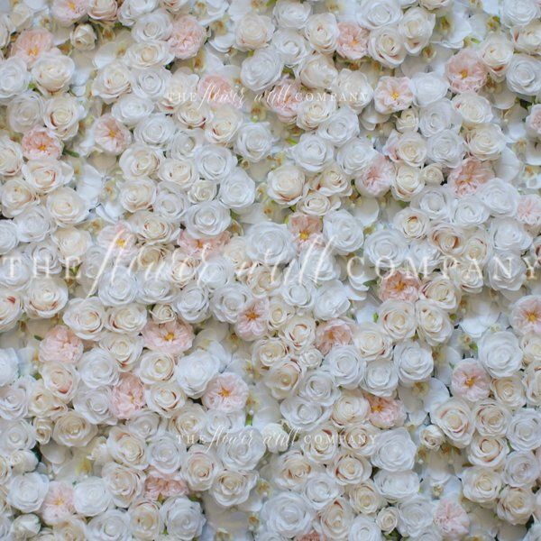 October Flower Wall of the Month
