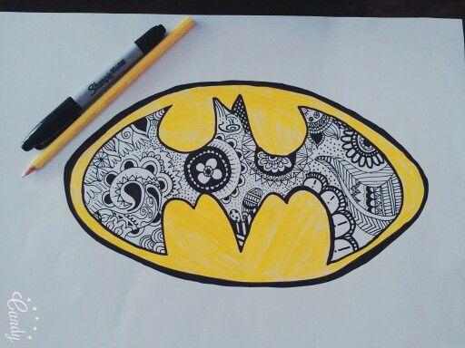 Draw!!! Zentangle!!! :3