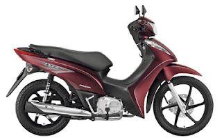 Honda Biz 125 2012 1 Honda Biz 125 2012   fotos