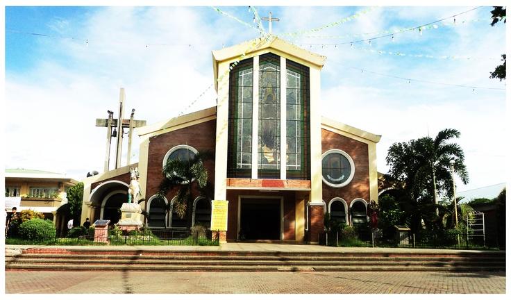 St James The Apostle Parish Santiago City Isabela Philippines Places I 39 Ve Been To