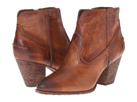 Frye Renee Seam Short Black Soft Oiled Leather - Zappos.com Free Shipping BOTH Ways