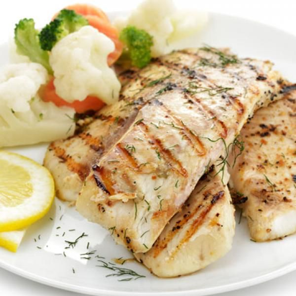 Excuse: I Don't Like Fish - How to Stick to Your Diet and Lose Weight for Good - Shape Magazine