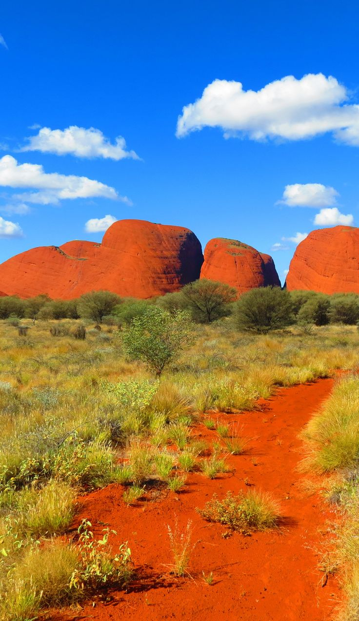 Travel through the Australian Outback. http://www.mappingmegan.com/road-trips-australia-solo-traveller/