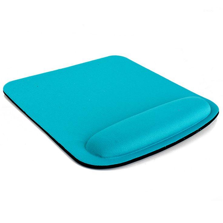 Épaissir Carré Comfy Poignet Tapis de Souris Pour Optique/Mat Trackball Souris Pad Ordinateur