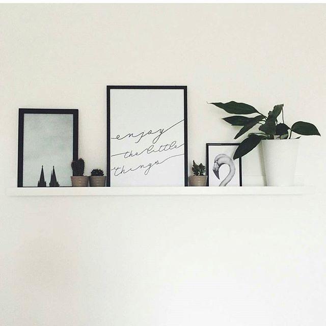 Enjoy the little things #typoposter #printable #wallart #walldecoration #scandinavian