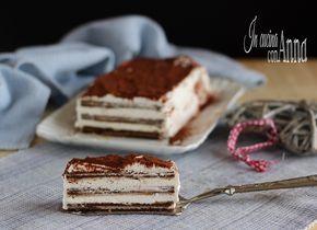 La torta di wafer al tiramisù è un dolce estremamente semplice,velocissimo e super goloso,pochi ingredienti,pochi minuti e farete un figurone...