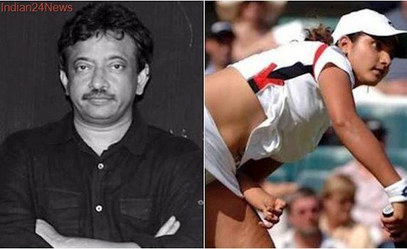 Ram Gopal Varma is obsessed with Sunny Leone and now, she reminds him of Sania Mirza. See pics
