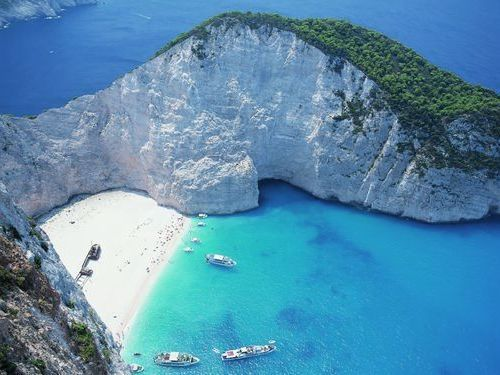 Zante's most famous sight and picture postcard experience, Navagio is a must-see for any visitor to the island. The famous Shipwreck Bay can be visited by boat where passengers are dazzled by views of the white cliffs and blue waters.