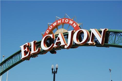El Cajon, California
