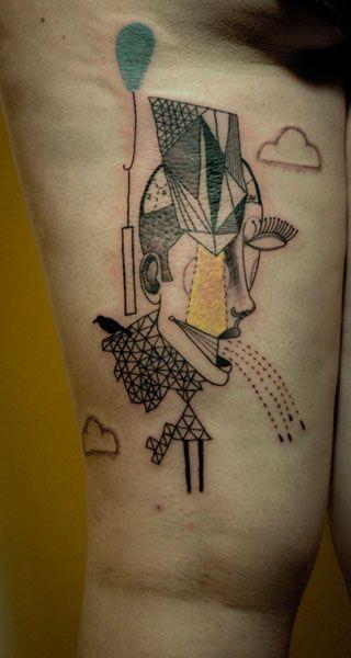 Paige tatoo