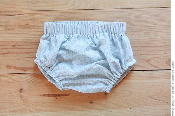 pour mes jolis mômes, mais pas que...: Le tuto de la culotte bouffante pour bébé