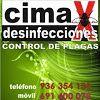 Si ha detectado la presencia de #cucarachas  en su #domicilio  o #negocio , no dude en contactar con Desinfecciones Cimax y rápidamente acudiremos para realizarle una #inspeccióngratuita 