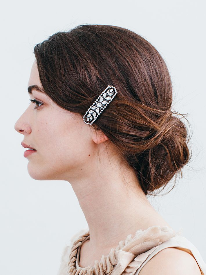 121 best How to Style: Bobby Pins and Barrettes images on ...