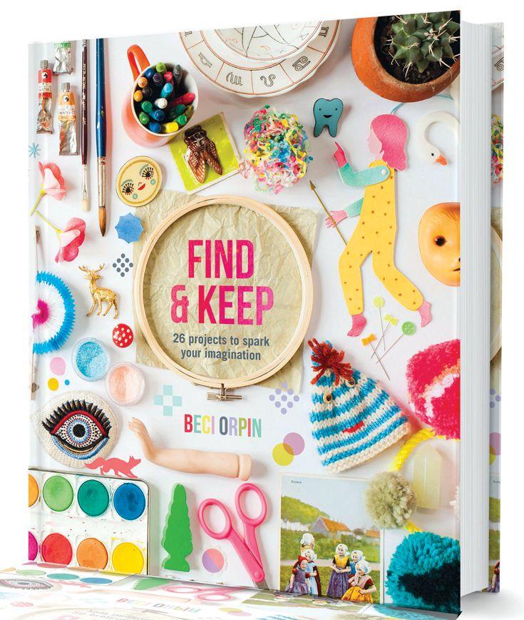 Beci Orpin – Find & Keep • See more at The Big Design Market on 6/7/8 December 2013 – Royal Exhibition Building, Melbourne.