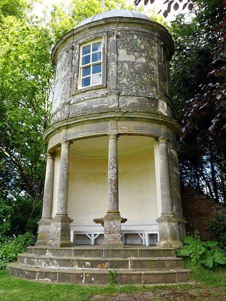 Oval Pavilion, Farnborough Hall