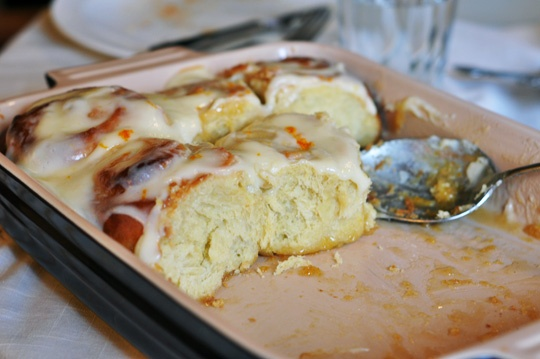 Sticky Lemon Rolls With Lemon Cream Cheese Glaze Recipe ...