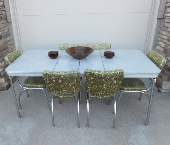Best Chairs Images On Pinterest S Kitchen Bauhaus And Chair - Chrome and formica dinette sets