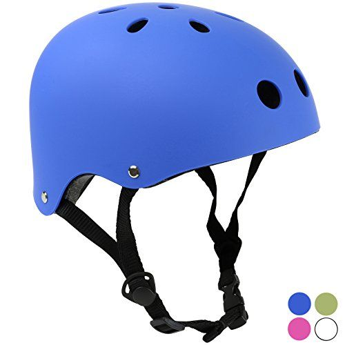 From 6.95 Pedalpro Bmx Bicycle Helmet - Choice Of Colour & Size