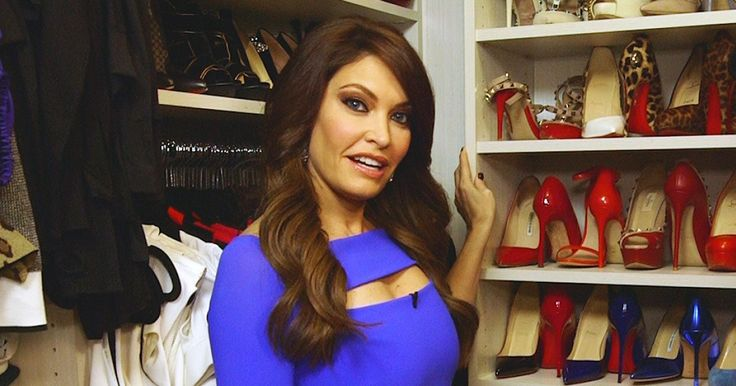 Fox News host Kimberly Guilfoyle invited Us Weekly into her New York City apartment which holds over 500 pairs of shoes – watch the video!