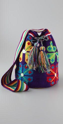 Wayuu Taya Foundation Susu Bag Style #:WAYUU40016 $175.00
