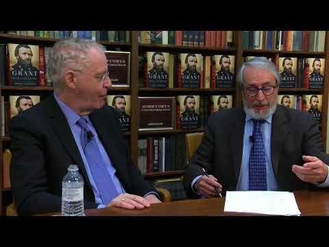 (5) Ron Chernow talks Grant on A House Divided. S. 2 ep. 14 - YouTube