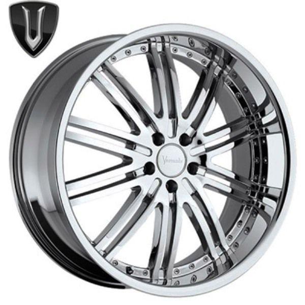 Custom Chrome Truck Wheels Rims Find the Classic Rims of Your Dreams - www.allcarwheels.com