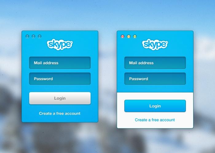 how to delete skype username on ipad