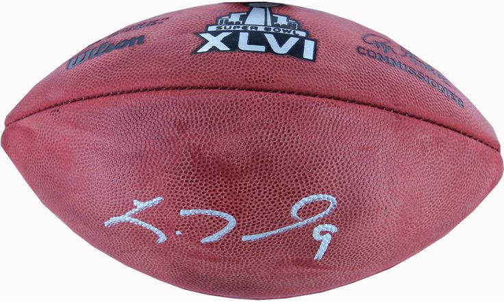 Lawrence Tynes Signed SB XLVI Football