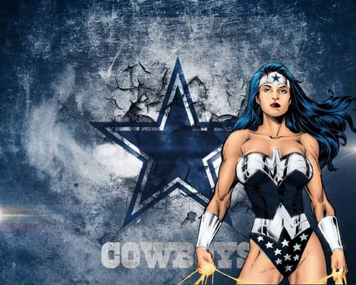 Dallas Cowboys for the  Ladies.. Photo cred Anteon