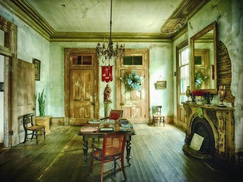 New Orleans captured by Werner Pawlok: Wills living room is filled up with objects found after the Hurricane Katrina floods of 2005 in the mud on the streets of New Orleans. On the back wall it is still visible just how high the floodwater reached in the room. - Werner Pawlok #phaseone #phaseonephoto #proimaging #mediumformat #wernerpawlok #neworleans via PhaseOne on Instagram - #photographer #photography #photo #instapic #instagram #photofreak #photolover #nikon #canon #leica #hasselblad…