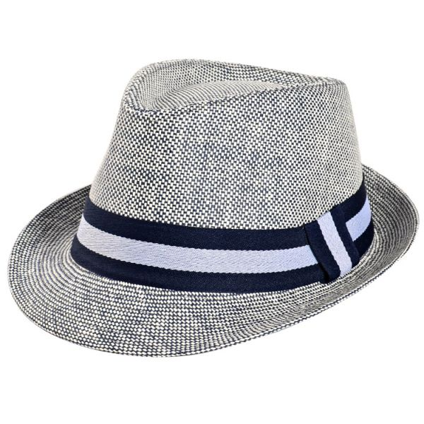 Unisex Men Women Straw Jazz Cap Summer Breathable Outdoor Sunshade Visor Panama Hat  Description: Material: Straw Occasion: CasualBeach Color: BlackGreyKhaki Applicable Gender: Unisex Style: Jazz Cap Panama Cap Weight:90g Detail In Size: One Size Hat Height: 10cm / 3.90 inch Brim Length: 5cm / 1.95 inch Hat Circumference: 58cm / 22.62 inch (Flexible can fit 57-61cm head circumference) Package Included:1  Hat More Detail: Khaki Beige Gray Disclaimer : About Size:Size may be 2cm/1 inch…