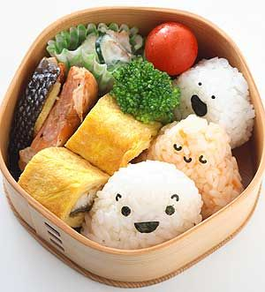 Food is always easier to eat when its happy about being eaten...