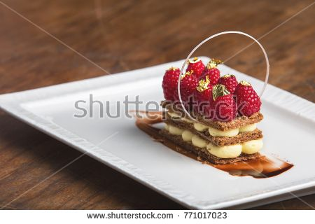 Image result for trifle dessert plated