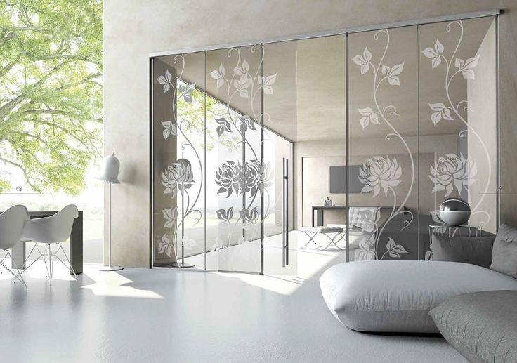 Image result for tutti tipi di vetro decorativi per pe porte da interno