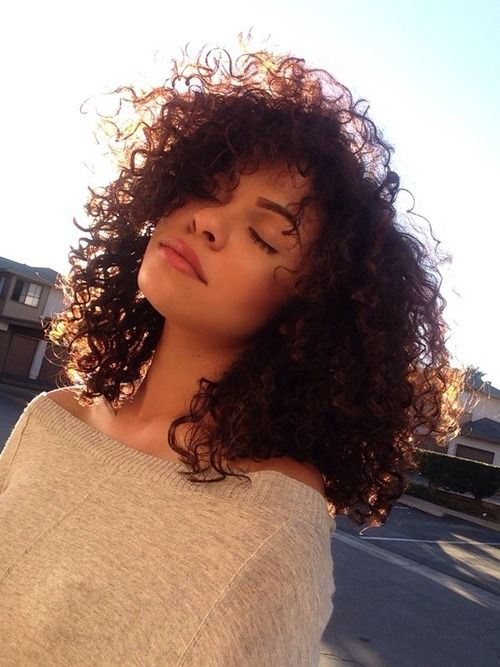 I want curls so bad!!!!