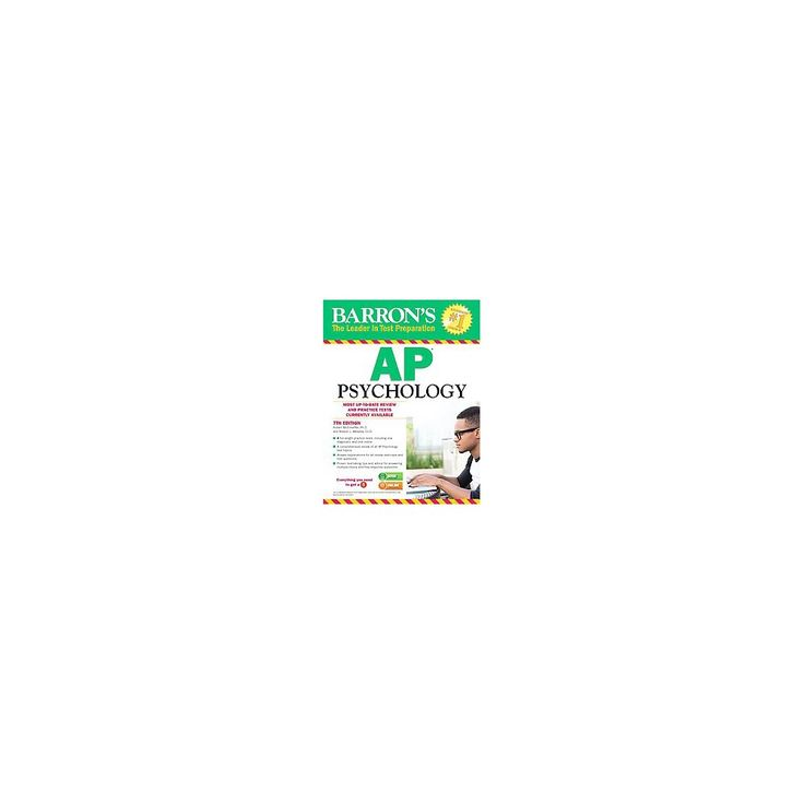 F.R.E.E [D.O.W.N.L.O.A.D] Barron s AP Psychology with Online Tests by Allyson J. Weseley Ed.D.