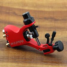 New Upgrade Zinc Alloy Rotary Motor Tattoo Machine Gun Liner Shader Red
