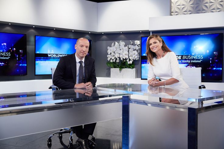 Worldwide Business with kathy ireland® Explores Tile with Marco Ludwig of Schluter Systems