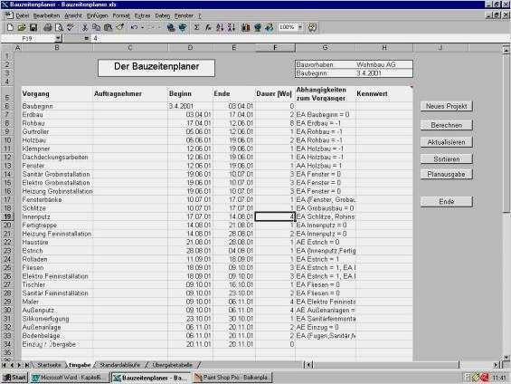 28 Erstaunlich Excel Vorlage Bauzeitenplan Bilder In 2020 Excel Vorlage Bauzeitenplan Vorlagen