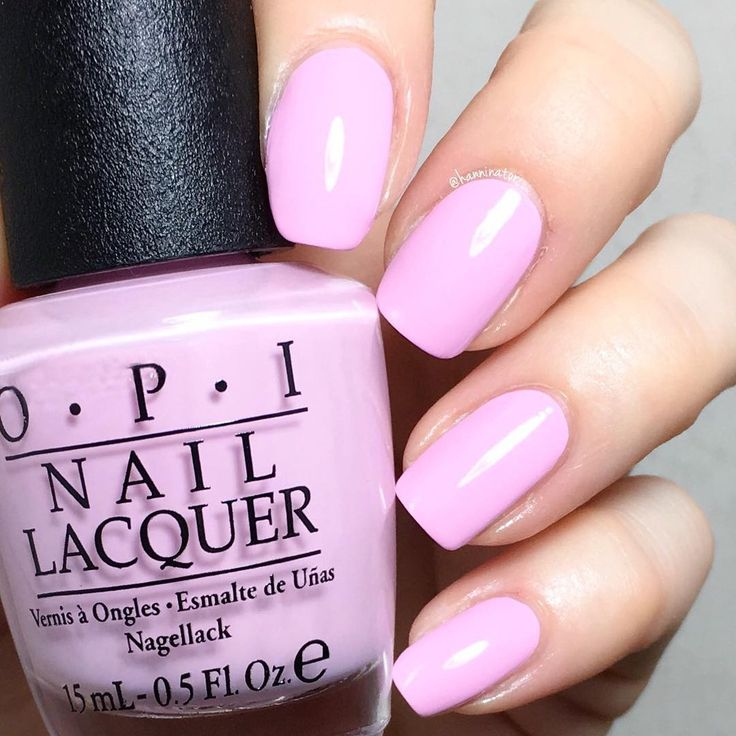 Pink Nail Polish Mini: Best 25+ Opi Pink Ideas On Pinterest