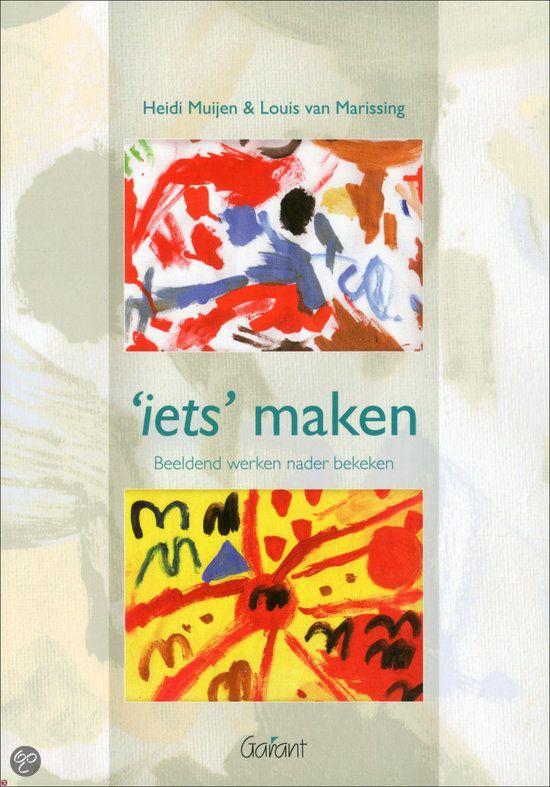 'Iets' maken, over het tactiele en creatieve proces binnen de creatieve therapie.