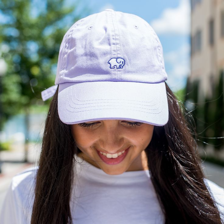 $29 Lavender Ella Baseball Cap