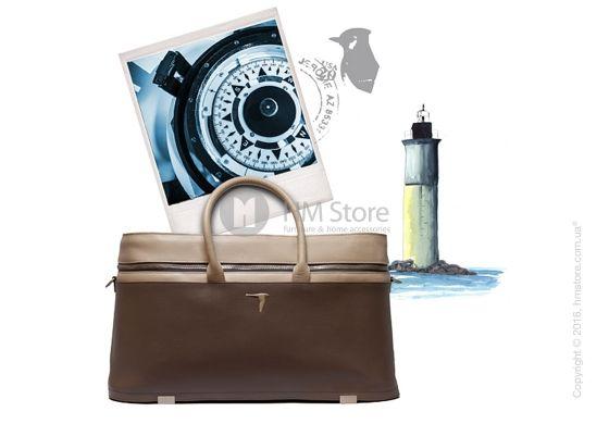 Элегантная дорожная сумка Kategatt Satuma идеально подходит для романтической поездки за город на выходные. Именно с таким небольшим, но вместительным чемоданом Вы можете отправиться в захватывающее и увлекательное путешествие! Kategatt Satuma разработана для поездок, в которых Вам не потребуется много вещей, а только самое необходимое. Или же, как дополнение к большому основному чемодану.